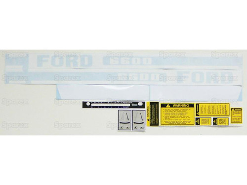 Ford 6600 Decal Kit -- S.66675
