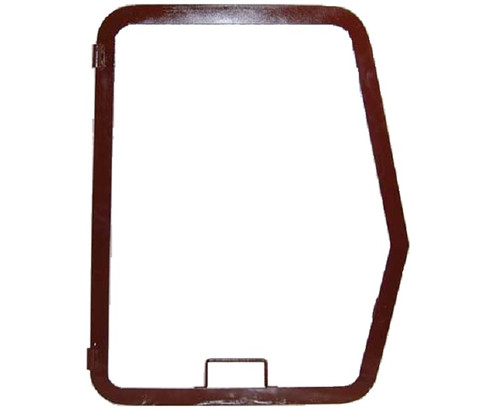 Case Backhoe Cab Window Frame (Right Hand) -- F96712