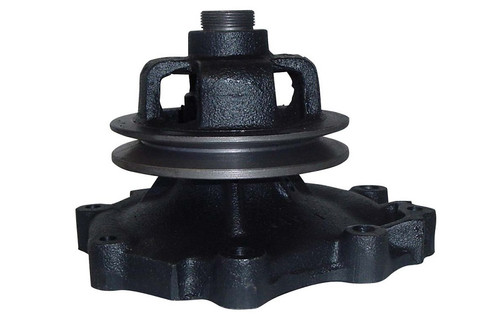 Water PumpSingle Groove V-Belt Pulley w/Threaded Hub -- FAPN8A513HH