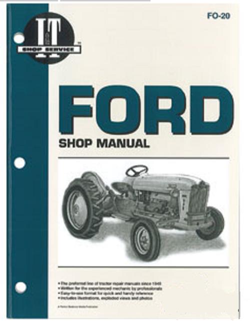 Repair Manual -- FO20