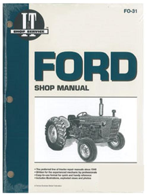 Repair Manual -- FO31