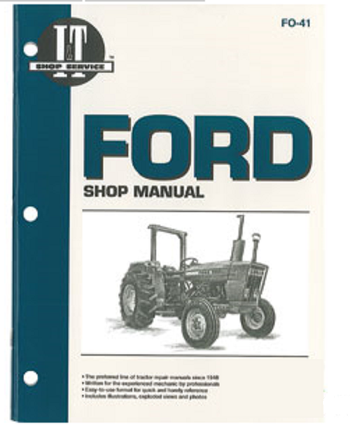 Repair Manual -- FO41