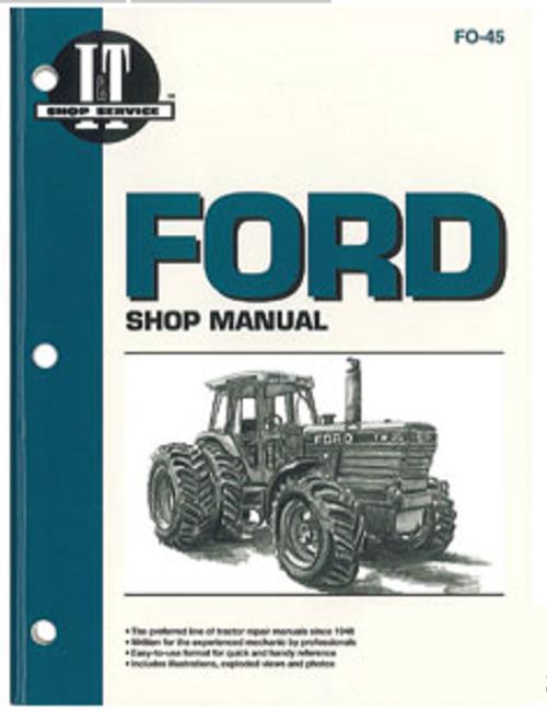 Repair Manual -- FO45