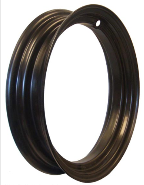 "Blank Front Rim 3"" X 15"" -- IHS195"