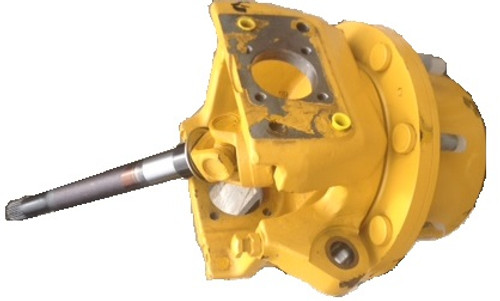 Front Axle Hub and Swivel Assembly LEFT HAND - NEW TAKE OFF -- JD-310E-FAC-LH