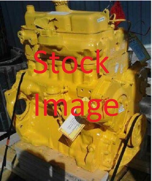 John Deere Excavator Complete Engine 6.466 -- JD-6466-CE