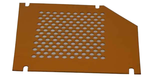 Front Engine Shield (Fits Left or Right) -- R42612