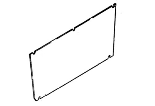 Side Shield(Fits Left or Right Hand Side) -- R42614