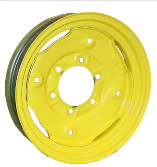 "Front Wheel 3"" X 15""6 Lug -- WHS01"