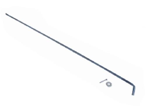 """King Kutter Tiller Tailgate Rod- 48"""" Tiller -- 505116"""