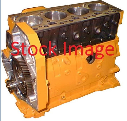 John Deere Excavators Short Block 4.045 Turbo -- JD-4045T-SB-