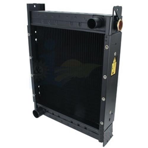 Case 40XT - Radiator --386919A2