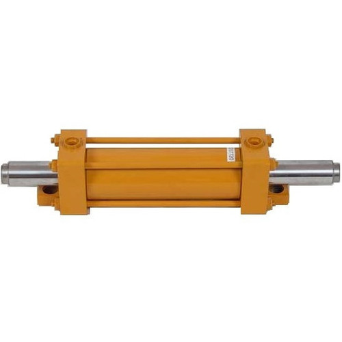 Case Backhoe Power Steering Cylinder  (2WD) -- G107720