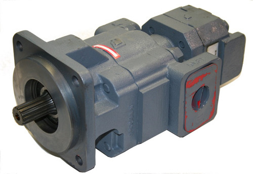 Hydraulic Pump (NEW)(Requires Hose Part # 107486A1Which Must be Ordered From Case) -- 103621A1