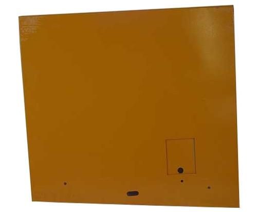 Left Shield -- D125779