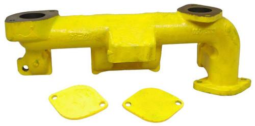 Case W3 Exhaust Manifold (GAS) G159  -- G2042 A39231 CKS069