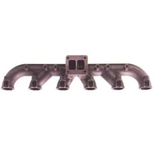Case Loader Exhaust Manifold -- J932180