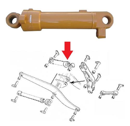 Case Wheel Loader Bucket Tilt Cylinder -- 339921A1