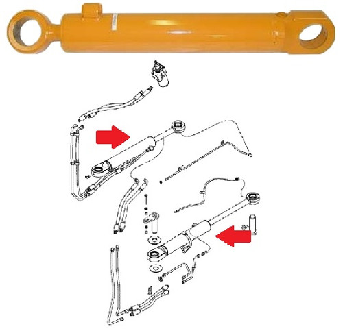Steering Cylinder -- 229402A1