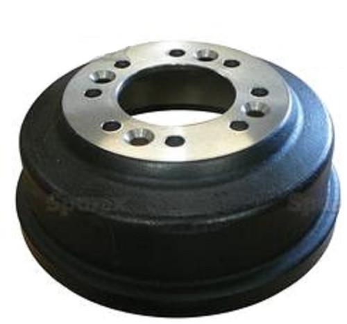 Brake Drum (Cast Iron) -- 8N1126