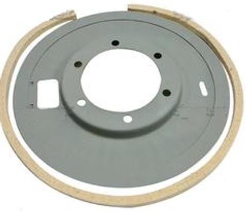 Brake Backing Plate (With Felt Seal)  -- 8N2255
