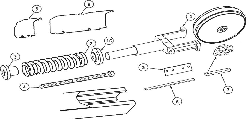 john deere parts diagrams for 450g lgp