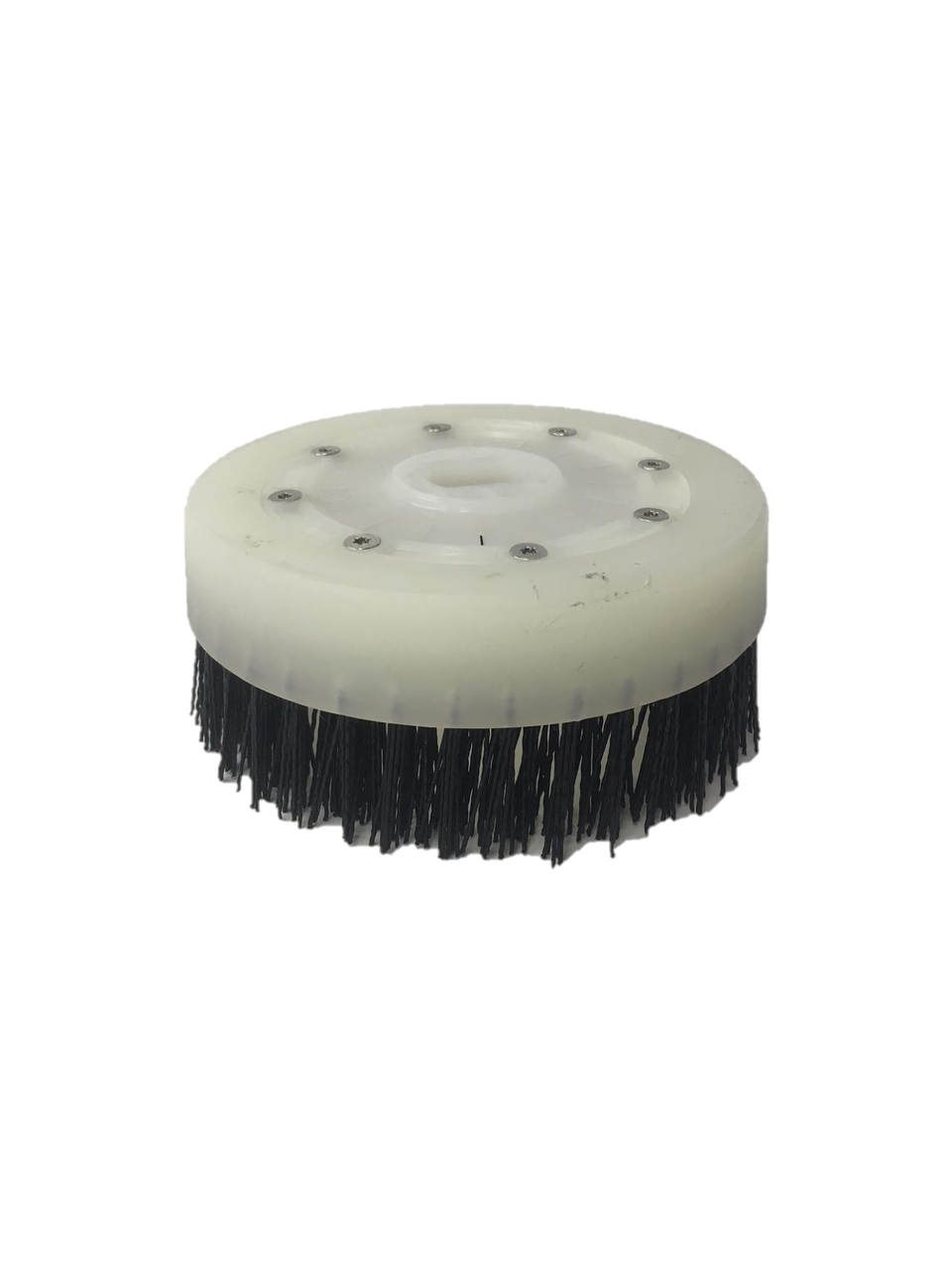 "4-1/2"" Detail Brush, #3 Bristle, without Impeller"