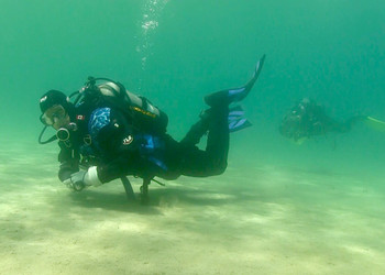 Part 2 - Drysuit Diver Open Water