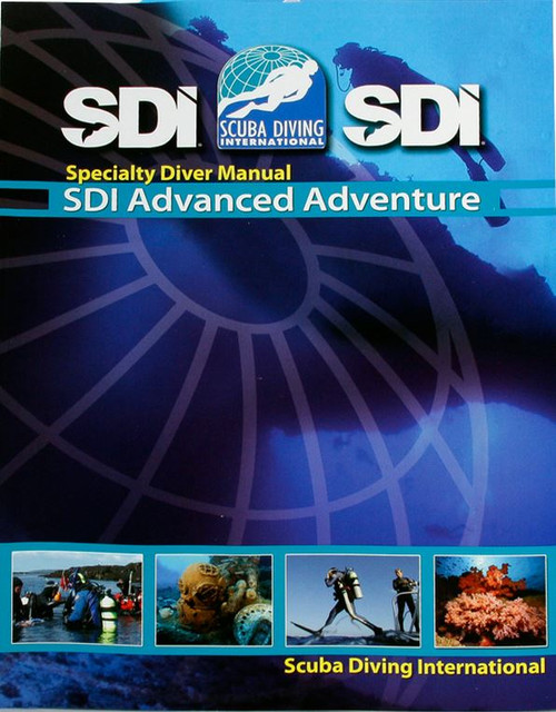 SDI Adventure Diver Manual