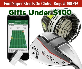 Clubs, Bags & MORE Under $100!