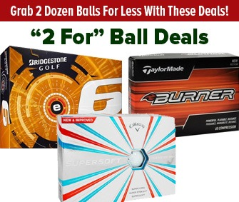 2 For Ball Deals For The Holidays!