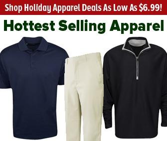 Hundreds Of Holiday Apparel Deals!