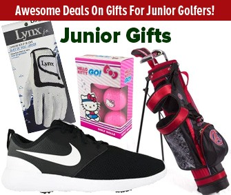 Perfect Gifts For Junior Golfers