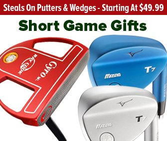 Short Game Deals Starting At $49.99!