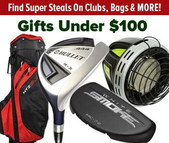 Awesome Golfing Gifts UNDER $100!