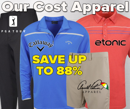 Our Cost Apparel - Save Up To 88%!