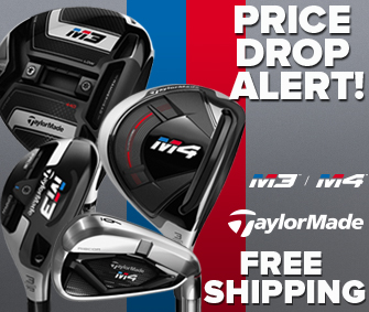 TaylorMade M3/M4 Price Drops - Save Up To $225!