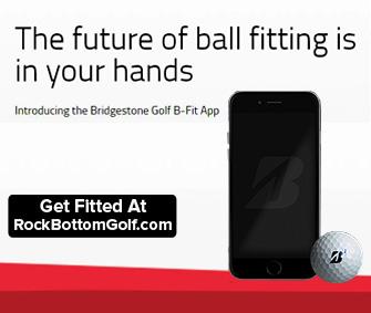 Experience The Bridgestone Golf BFit App At Rock Bottom Golf!