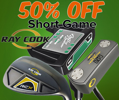 50% OFF Ray Cook Short Game!