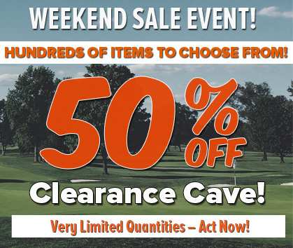AWESOME 50% OFF Deals For The Tour Championship!