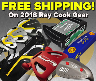 Free Shipping On 2018 Ray Cook Gear!
