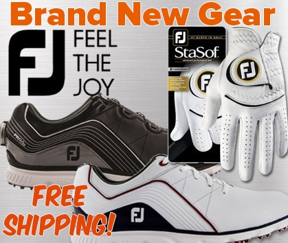 Brand NEW From FootJoy!