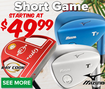 Short Game Starting At $49!