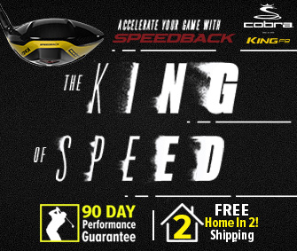 Cobra King F9 Drivers Now Available For Pre-Sale!