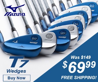Mizuno T7 Wedges Now On Sale! Just $69.99!