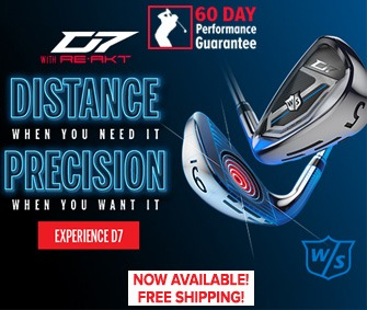 Wilson D7 Clubs Now Available For Pre-Sale At RBG!