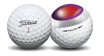Titleist Pro V1x Core
