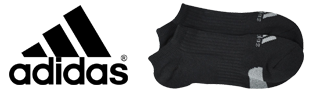 FREE Socks w/ Select Mens Adidas Footwear Purchase!