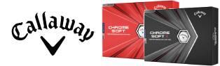 $39.99/Dozen Callaway Chrome Soft & Chrome Soft X Golf Balls!
