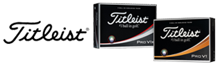 FREE Personalization On Titleist Golf Balls!